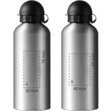 Bidon | 650 ml | Gravering of opdruk | 8037509