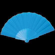 Gekleurde waaier | Groot drukoppervlak | 158096 Lichtblauw