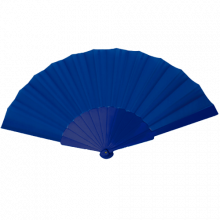 Gekleurde waaier | Groot drukoppervlak | 158096 Navy