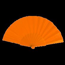 Gekleurde waaier | Groot drukoppervlak | 158096 Oranje