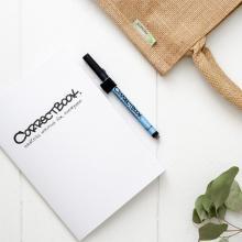 Correctbook Scratch A5 | 8 pagina's | Full colour | 991001