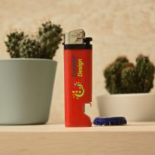 Aansteker | Full colour | Met flesopener | Max041