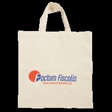 Eco Katoenen tas | Korte hengsels