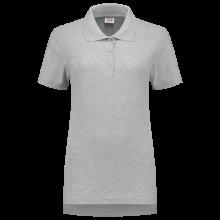 Polo's bedrukken | Dames | Katoen/polyester | Slim-fit | Premium | Tricorp | 97PPFT180 Grijs