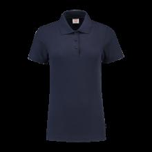 Polo's bedrukken | Dames | Katoen/polyester | Slim-fit | Premium | Tricorp | 97PPFT180 Ink