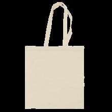 Katoenen tas | Tot 4 kleuren bedrukking | Zware kwaliteit | 72201010 Beige