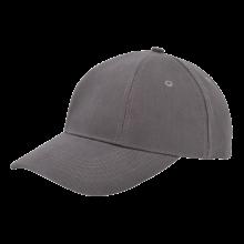 Cap | Zeer stevig | Verstelbaar | 201733 Donkergrijs