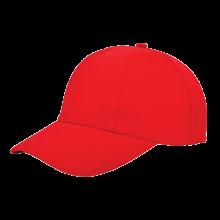 Cap | Zeer stevig | Verstelbaar | 201733 Rood