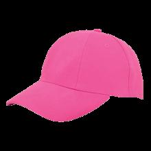 Cap | Zeer stevig | Verstelbaar | 201733 Roze