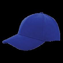Cap | Zware kwaliteit | Borduring | 201926B Blauw