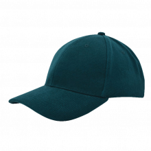 Cap | Zware kwaliteit | Borduring | 201926B Donkergroen