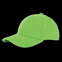 Cap | Zware kwaliteit | Borduring | 201926B Groen