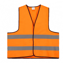 Veiligheidsvest |  Full colour of zwart | XL | Snel | Op = op