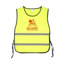 Trainingsvest bedrukken | One Size