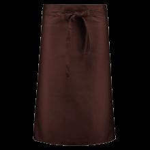 Sloof | Polyester/Katoen | v.a. 25 St | 205210vk Bruin