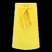 Sloof | Polyester/Katoen | v.a. 25 St | 205210vk Geel