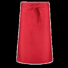 Sloof | Polyester/Katoen | v.a. 25 St | 205210vk Rood