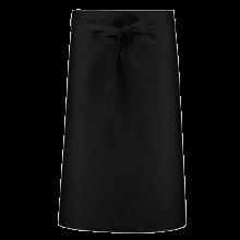 Sloof | Polyester/Katoen | v.a. 25 St | 205210vk Zwart
