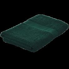 Badlaken | 450 grams | 140 x 70 cm | 209100 Donkergroen