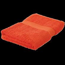 Badlaken | 450 grams | 140 x 70 cm | 209100 Oranje