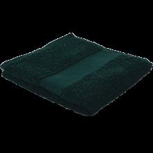 Badhanddoek   450 grams   100 x 50 cm   209120 Donkergroen