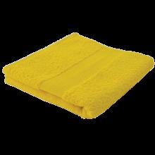 Badhanddoek   450 grams   100 x 50 cm   209120 Geel