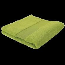Badhanddoek   450 grams   100 x 50 cm   209120 Groen