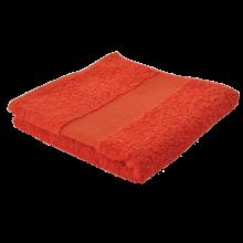 Badhanddoek   450 grams   100 x 50 cm   209120 Oranje