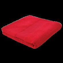 Badhanddoek   450 grams   100 x 50 cm   209120 Rood