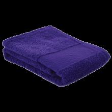 Fitness handdoek | 450 grams | 130 x 30 cm | 209190 Paars