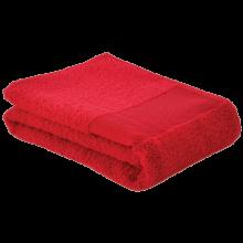 Fitness handdoek | 450 grams | 130 x 30 cm | 209190 Rood