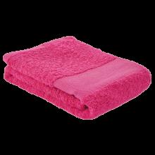 Fitness handdoek | 450 grams | 130 x 30 cm | 209190 Roze