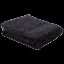 Fitness handdoek | 450 grams | 130 x 30 cm | 209190 Zwart