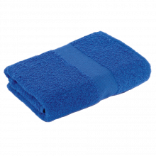 Badlaken | 360 grams | 140 x 70 cm | 209300 Blauw