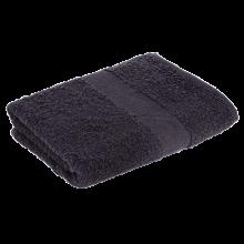 Badlaken | 360 grams | 140 x 70 cm | 209300 Zwart