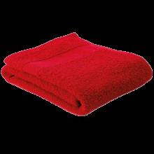 Fitness handdoek | 360 grams | 130 x 30 cm | 209390B Rood