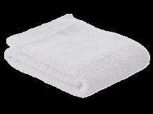 Fitness handdoek | 360 grams | 130 x 30 cm | 209390B Wit