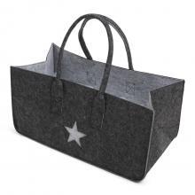 Shopper Bag | 50 x 25 x 25 cm | Filz