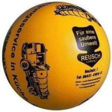 Voetbal rondom bedrukt 22 cm