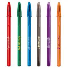 Bic Style Clear stylo