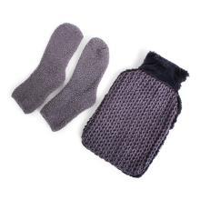 Luxe giftset   Gebreide sokken en kruik   Tot 4 kleuren opdruk   2124197