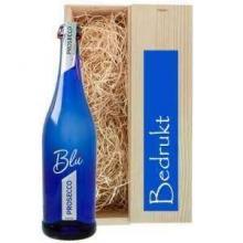 Blu Prosecco met kist