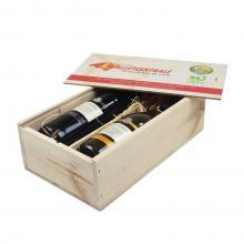 Rood & Wit   Merlot & Chardonnay   Met kist   Frankrijk   2WK01316820_320