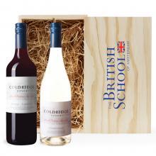 Rood & Wit | Shiraz/Syrah & Chardonnay | Met kist | Australië