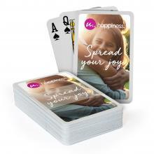 Speelkaarten   Bedrukte kaarten   Zonder doosje