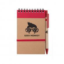 Ringband notitieboekje | Eco | Incl. pen