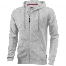 Slazenger Hooded sweater | Rits | Heren | 9233240 Grijs