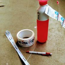 Stilolinea pen | Baron | Wit/gekleurd | 9180900