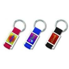 Schlüsselanhänger Quadro bunt ab 50 Stk.