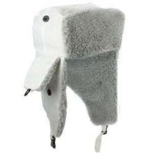 Eis Fellmütze aus Nylon/Teddy